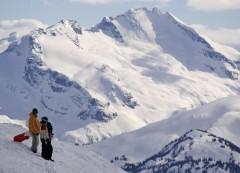 Diseño página web de Esqui Whistler